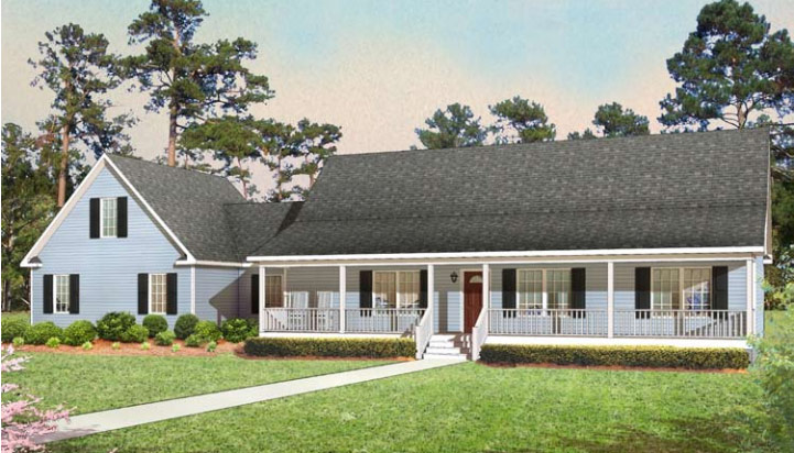 Modular homes va blog norfolk virginia beach chesapeake for Pros and cons of ranch style homes
