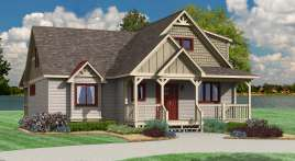 The Black Stone A Cape Cod Style Modular Home Floor Plan