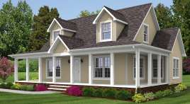 Cape Cod Modular Home Design, House Plans Hampton Virginia