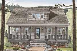 Art craft modular homes