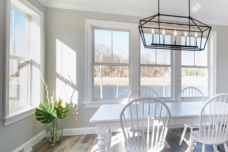 Tidewater Custom Modular Homes Norfolk, VA - Double-Hung Window