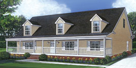 Modular homes va blog norfolk virginia beach chesapeake for Cape style modular homes