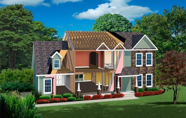 Tidewater Custom Modular Homes, Smitfield, VA
