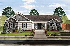 Ranch Modular Home Plans Designs