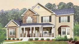 Traditional 2 Story Modular Houses Home Plans Norfolk Virginia