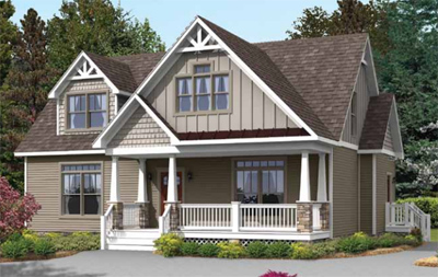 Tidewater - The Wynburg Style Modular homes in Virginia Beach, VA